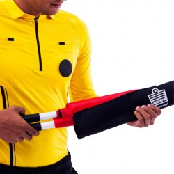 Referee Linesman Flag Set